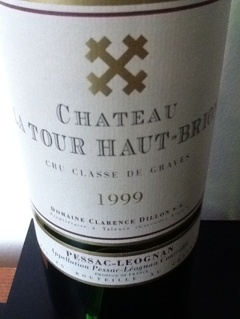 La Tour Haut-Brion