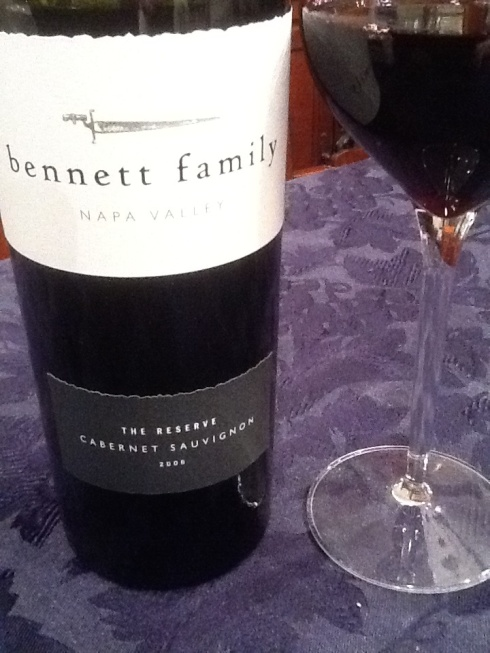 Bennett wine purple
