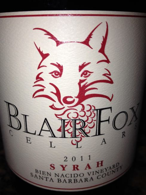 blair fox