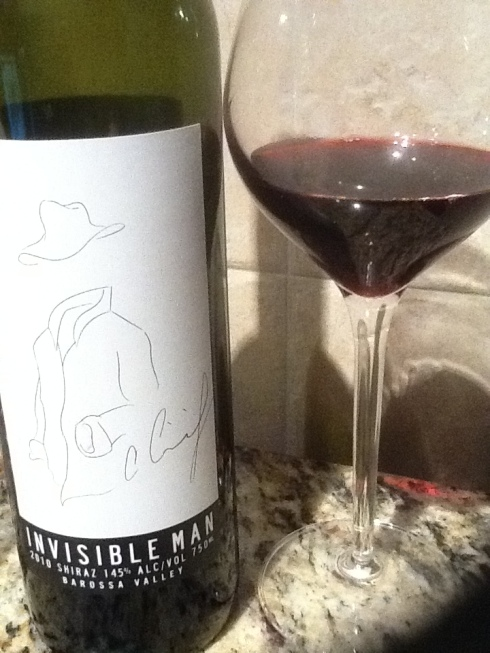 Invisible Man Shiraz