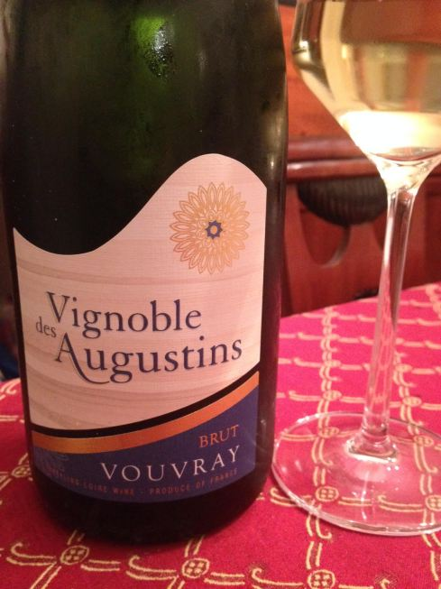 Sparkling Vouvray