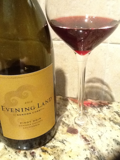 Evening Land Pinot
