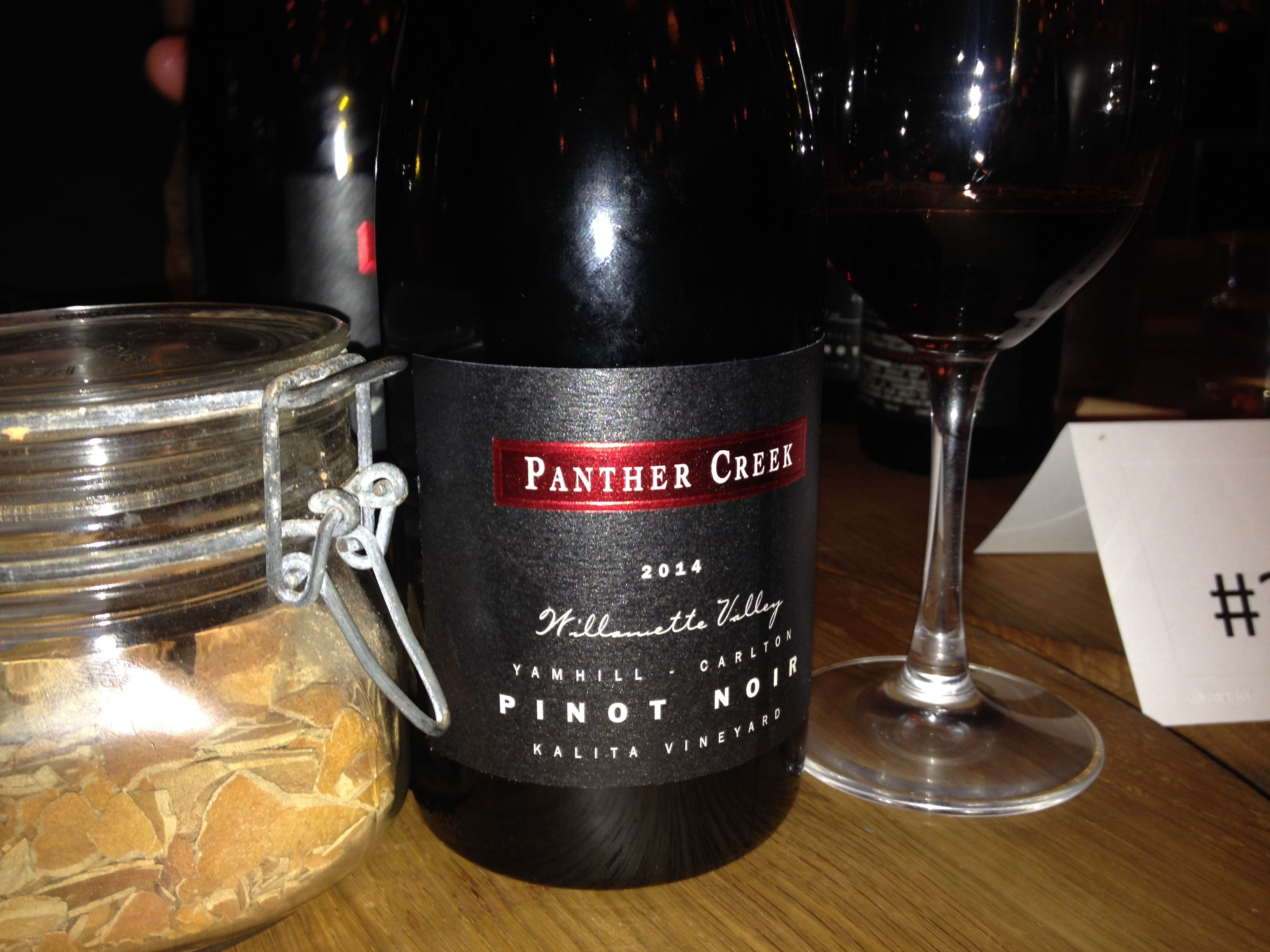 & Pinot and Oregonu0027s Panther Creek Cellars | jvb uncorked