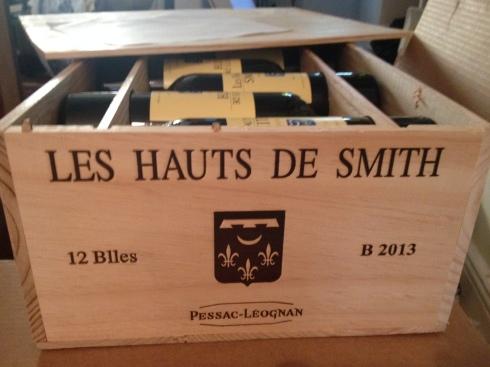 case of Les Haut
