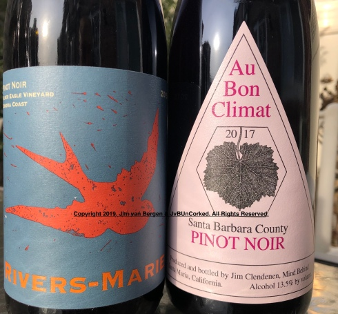 RiversMarie2015 and ABC SBC Pinot