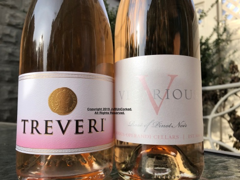 Treveri Rosé and Viciarious Modus Cellars